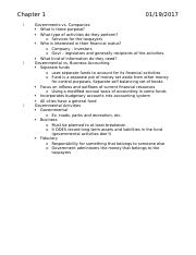 Governmental Accounting notes .docx