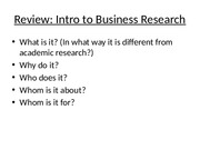 BSM week2 Business research process.pptx