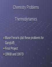 Chemistry Problems 2.ppt