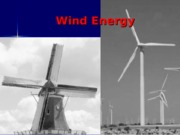 Lecture 8-Wind Energy (omar elbekbashy's conflicted copy 2012-06-09).ppt