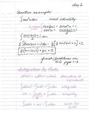 Notes Day2 Jan 14