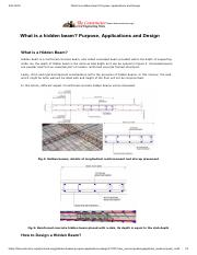 What is a hidden beam_ Purpose, Applications and Design.pdf