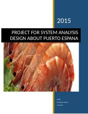 SYSTEM ANALYSIS DESIGN PROJECT