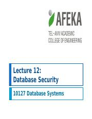 10127 Lecture 12 -- Database Security.pptx