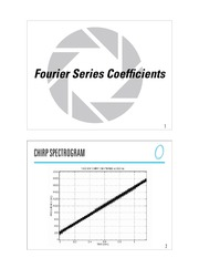 05 Fourier Series Coefficients