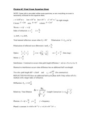 S11 6C Final Equation Sheet - send c