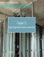 chap12- Light Gauge framing - MASTER r13 (1).pptx
