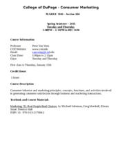 Syllabus Spring 2015 - Marketing(1) (1).doc