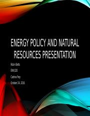 Energy Policy and Natural Resources.pptx