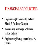 Financial Accounting .ppt