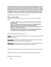 Ponds Final - Study Guide.docx