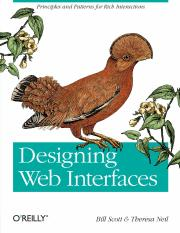 Designing Web Interfaces_ Principles and Patterns for Rich Interactions-Bill Scott, Theresa Neil-O'R