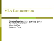 1100_MLA_Documentation