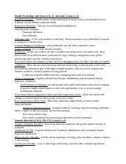 Study guide Abnormal psychology-2.docx