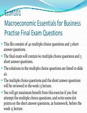 econ Practise final exam questions revised.pdf