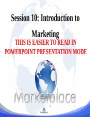 Session10_MarketingSimulationInstructionONLINE 2015F-1.ppt