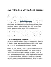 Myths on why the South Succeeded.pdf
