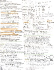 Cheat Sheet Midterm