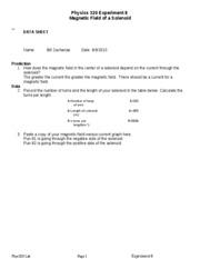 phys320 lab8_solenoid_data_sheet