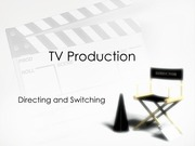 Directing and Switching - Notes