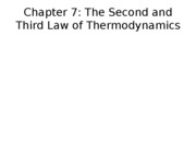 Chapter 7.ppt second law
