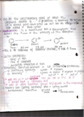 Organic Chemistry Lecture Notes (8)