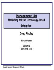 Management 140 Lecture 1 Winter 2018.ppt
