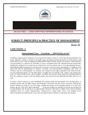 PRINCIPLE & PRACTICE OF MANAGEMENT.docx