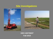7_GEO_4007_Investigations (Chapter 7).ppt