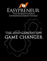 The Lead Generation Game Changer.pdf