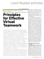 Principles for Effective Virtual Teamwork.pdf
