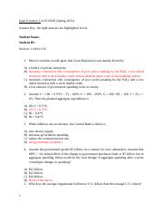 Quiz 6 Version 2 - Key.docx