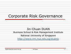 3.JCD_Corporate Risk Governance & Basel Accord