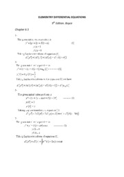 ELEMENTRY DIFFERENTIAL EQUATIONS 6.5