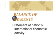Balance of Payments -post(2)
