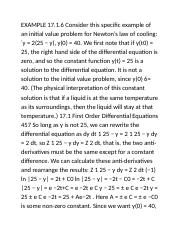 17 Differential Equations (Page 7-8)