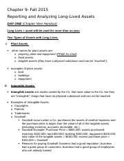 CH 9 Lecture Notes- Fall 2015(1).doc