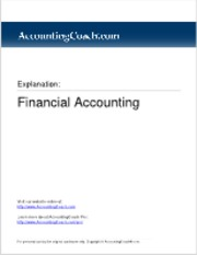 FinancialAccounting