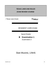 Module 2_Resident Care_Exam 1_v904.doc