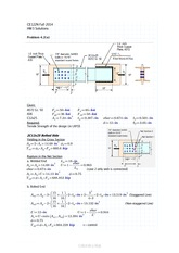 CE122N-Fall 2014-HW3-Solution