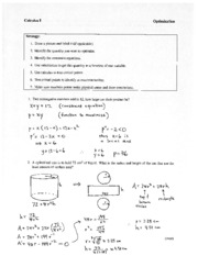 derivatives 200079 midsemester exam Clep® calculus: at a glance the exam is primarily concerned • derivatives of sums, products and quotients (including tan x.