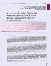 Accounting information system as a platform.pdf