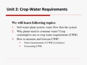 Unit2-CropWaterRequirements