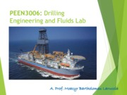 Drilling Engineering_chapter_1