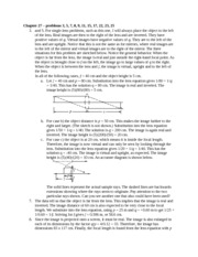 Problem 9 Solutions