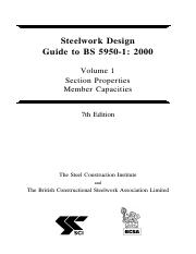 BlueBook pdf - Steelwork Design Guide to BS 5950-1 2000