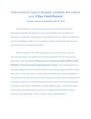 3 DAY FOOD RECORD INSTRUCTIONS(1).docx