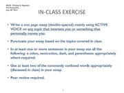 In Class exercise 1-week1-day2