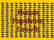 14.2 Population Ecology Human Population Growth