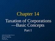 2014 CCH Comp Topics Ch14_Part I